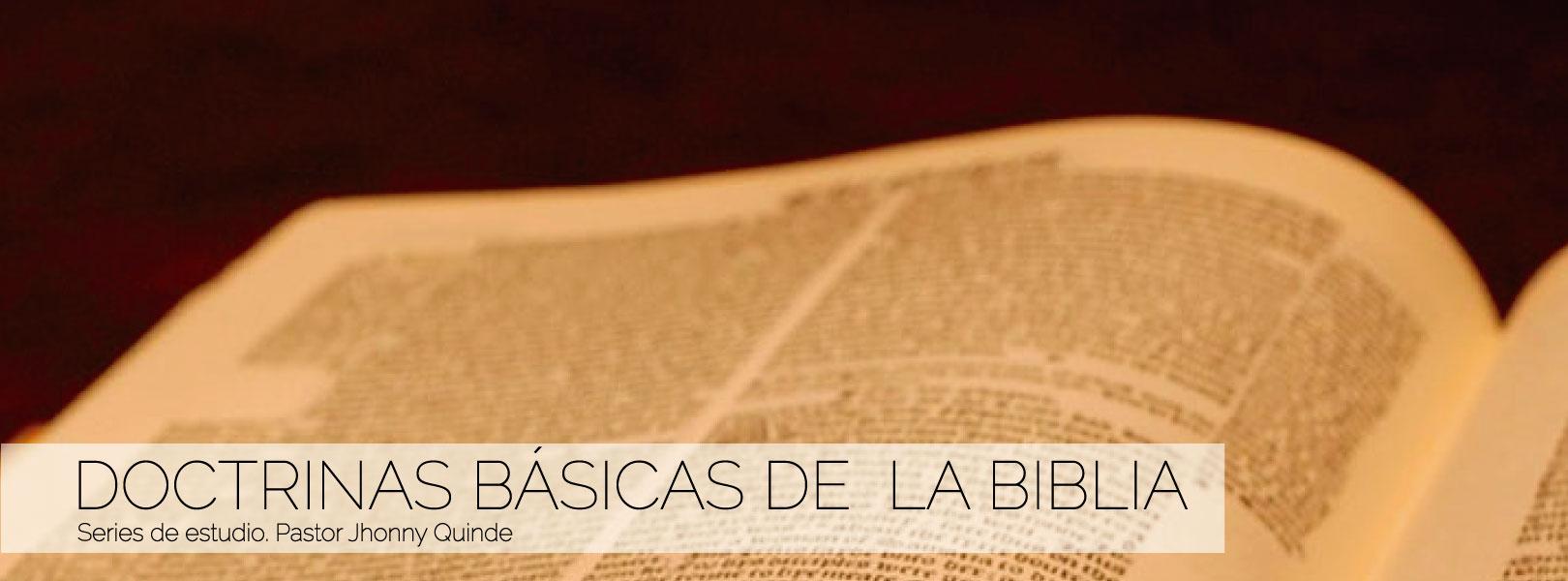 Categoría: Doctrinas básicas de la Biblia   Ministerio de